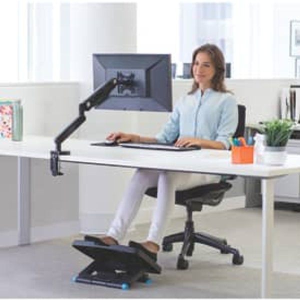FELLOWES support de table pour écran plat de 30 po