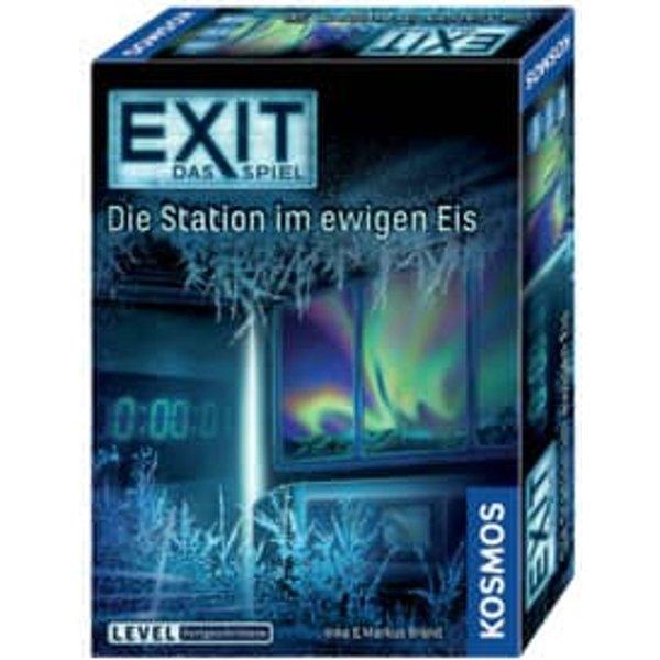 Kosmos EXIT - Das Spiel - Die Station im ewigen Eis
