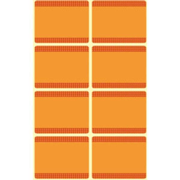 AVERY Zweckform ZDesign Tiefkühletiketten HOME, orange