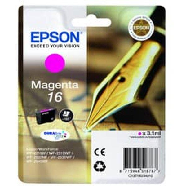Epson Epson 16 - Magenta - Original - Druckerpatrone
