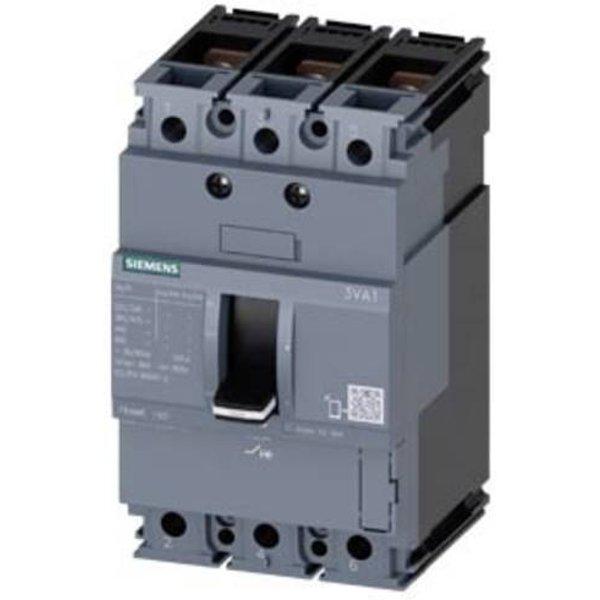 Siemens 3VA1110-5ED32-0AH0 Leistungsschalter 1 St. 3 Wechsler Einstellbereich (Strom): 100 - 100A Sc