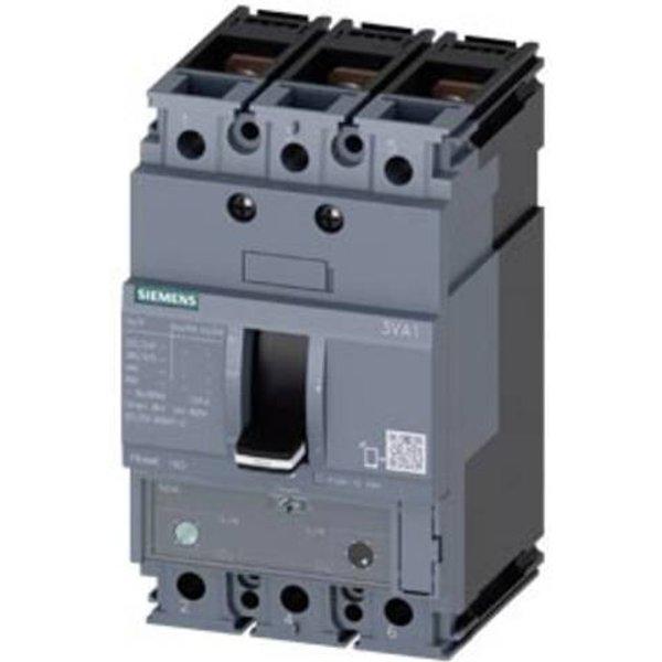 Siemens 3VA1163-3EF32-0JH0 Leistungsschalter 1 St. 3 Wechsler Einstellbereich (Strom): 44 - 63A Scha