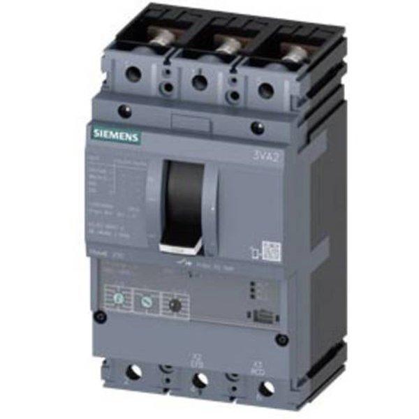 Siemens 3VA2216-5MN32-0KL0 Leistungsschalter 1 St. 4 Wechsler Einstellbereich (Strom): 63 - 160A Sch