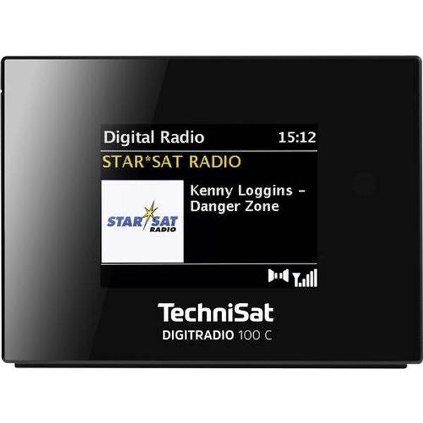 TECHNISAT DIGITRADIO 100C Radio numérique (Noir)