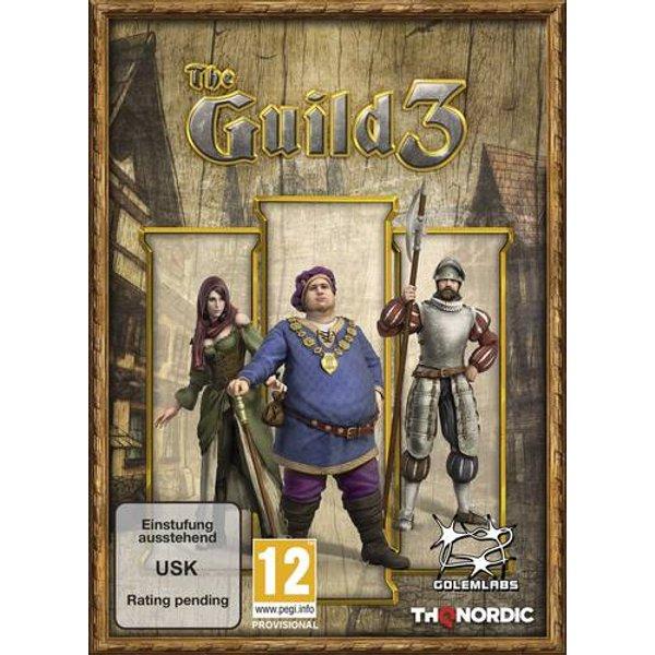 PC - The Guild 3 D