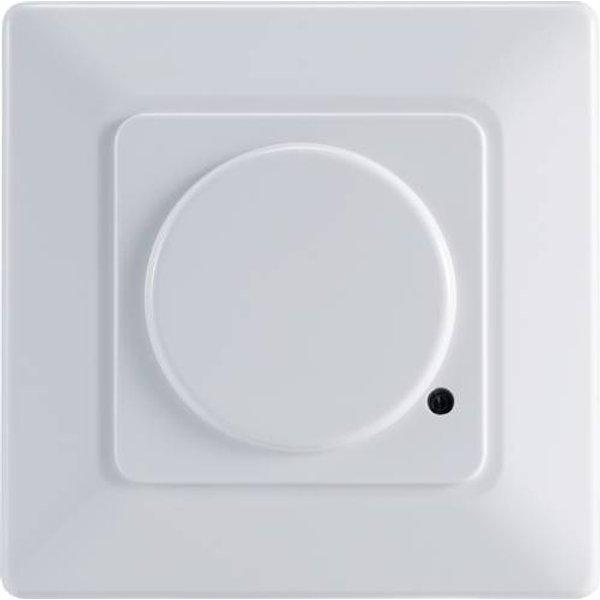 Détecteur de mouvements HF Renkforce ST754 RF-4216076 encastré 180 ° relais blanc IP20 1 pc(s)