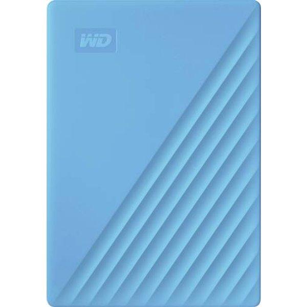 My Passport disque dur externe 4000 Go Bleu