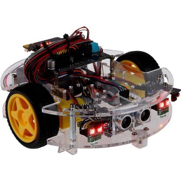 Joy-it Roboter Bausatz Micro:Bit JoyCar Bausatz