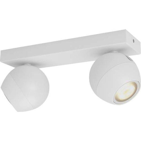Philips Hue Buckram 2 lampes variateur blanc