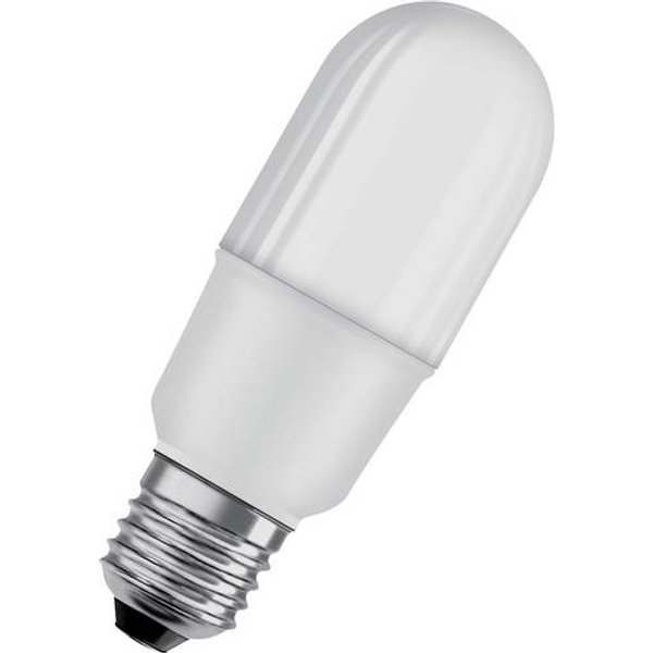 OSRAM LED-Röhrenlampe Star E27 8W warmweiß