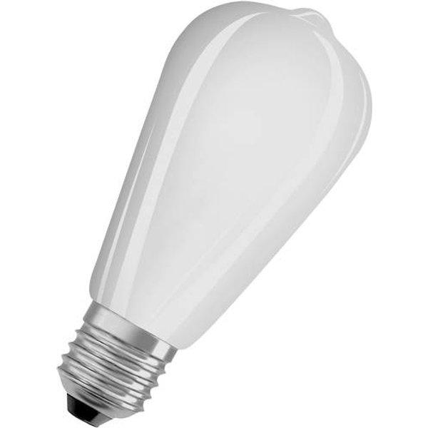 OSRAM Classic ST LED-Lampe E27 4W 2.700K opal
