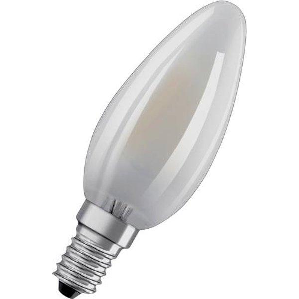 OSRAM LED-Kerzenlampe E14 6,5W, 2.700K, dimmbar