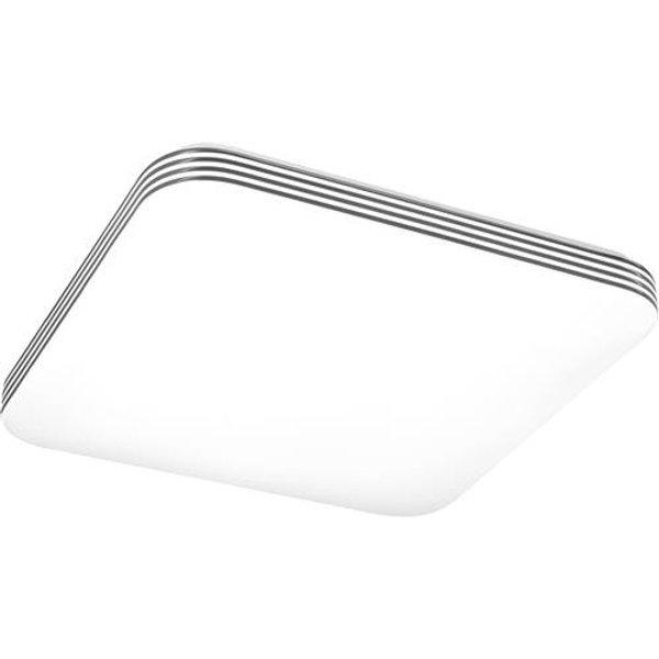LEDVANCE Orbis 4058075472815 LED-Deckenleuchte mit Bewegungsmelder Weiß 50W