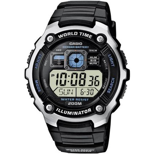 Casio AE-2000W-1AVEF - Chronographe - Chronographe