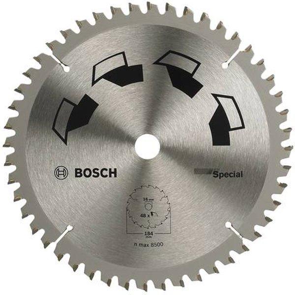 Lame de scie circulaire spécial Bosch 2609256890 184 mm