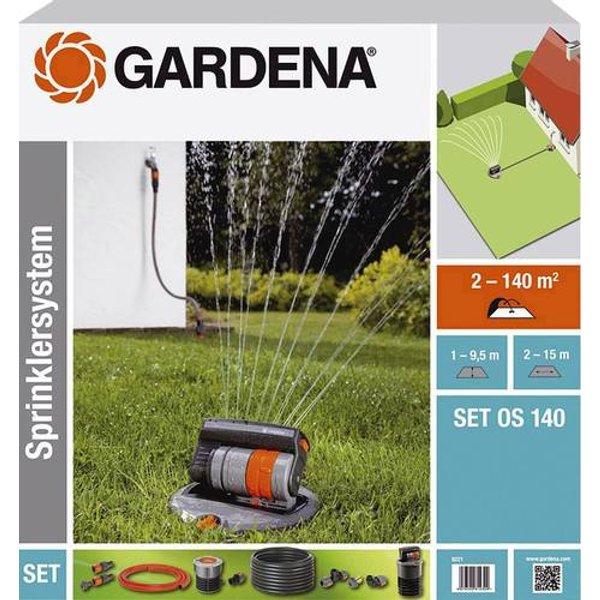 GARDENA 08221-20.000.00 - Ensemble de gicleurs (-)