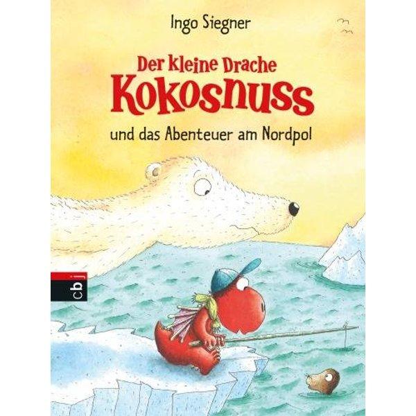cbj + cbt Verlag Der kleine Drache Kokosnuss und die Reise zum Nordpol, Band
