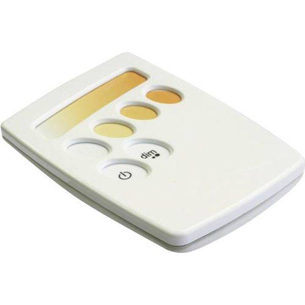 Barthelme 66000027 LED-Fernbedienung 868.3MHz 104mm 67mm 15mm
