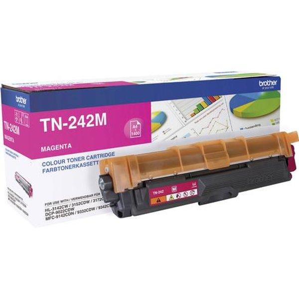 Toner d'origine Brother TN-242M magenta (TN242M)