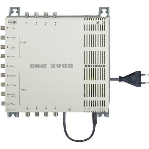 EXR 2908 commutateur vidéo BNC, Multi commutateur