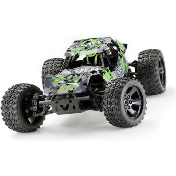 Buggy électrique Absima ASB1 brushed 2,4 GHz 4 roues motrices (4WD) prêt à fonctionner (RtR) 1:10