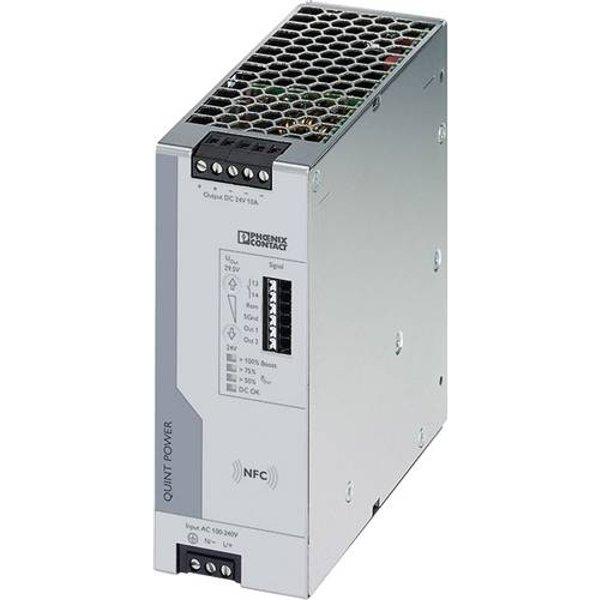 Phoenix Contact QUINT4-PS/1AC/24DC/10 Hutschienen-Netzteil (DIN-Rail) 24 V/DC 10 A 1 x