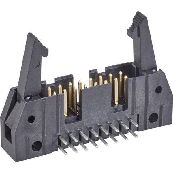 Embase mâle TE Connectivity 5499786-8 5499786-8 Nbr total de pôles: 34 Nbr de rangées: 2 Pas: 2.54 mm 1 pc(s)