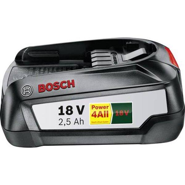 Bosch Genuine POWER4ALL PBA W-B 18v Cordless Li-ion Battery 2.5ah 2.5ah