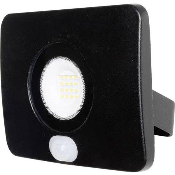 Projecteur LED extérieur avec détecteur de mouvements Heitronic Bolton 37393 EEC: LED 1 pc(s)