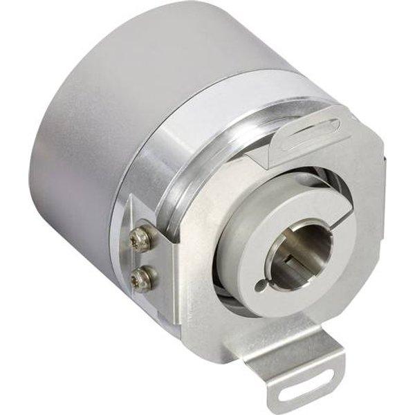 Posital Fraba Inkremental Drehgeber 1 St. UCD-IPT00-16384-HBS0-PAQ Magnetisch Sackloch-Hohlwelle 58m