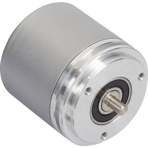 Posital Fraba Inkremental Drehgeber 1 St. UCD-IPH00-04096-Y10S-PAQ Magnetisch Synchronflansch 58mm