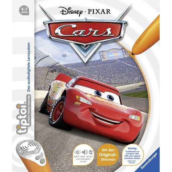 Ravensburger tiptoi® Cars Cars 55414