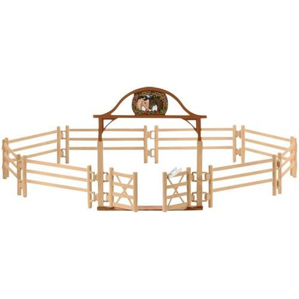 Schleich Horse Club - Paddock With Entry Gate