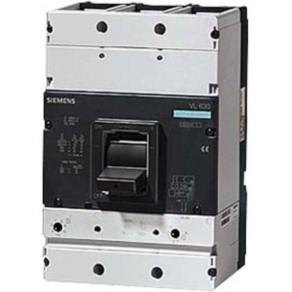 Siemens 3VL5763-3EJ46-8RA0 Leistungsschalter 1 St. Einstellbereich (Strom): 500 - 630A Schaltspannun
