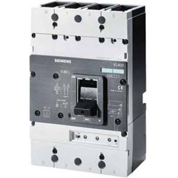 Siemens 3VL4731-3DC36-2SA0 Leistungsschalter 1 St. Einstellbereich (Strom): 250 - 315A Schaltspannun