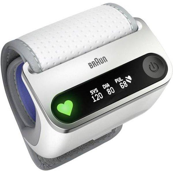 Braun iCheck®7 Handgelenk Blutdruckmessgerät BPW4500WE