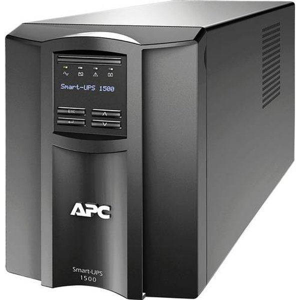 SMT1500IC alimentation d'énergie non interruptible Interactivité de ligne 1500 VA 1000 W 8 sortie(s) CA, UPS