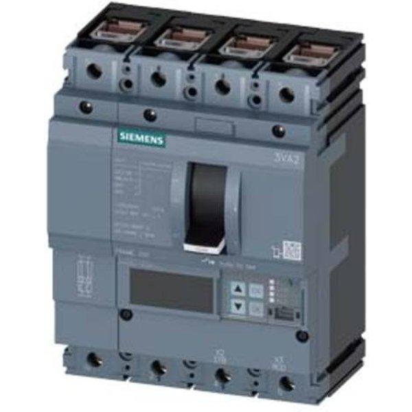 Siemens 3VA2010-8KQ46-0AA0 Leistungsschalter 1 St. Einstellbereich (Strom): 40 - 100A Schaltspannung