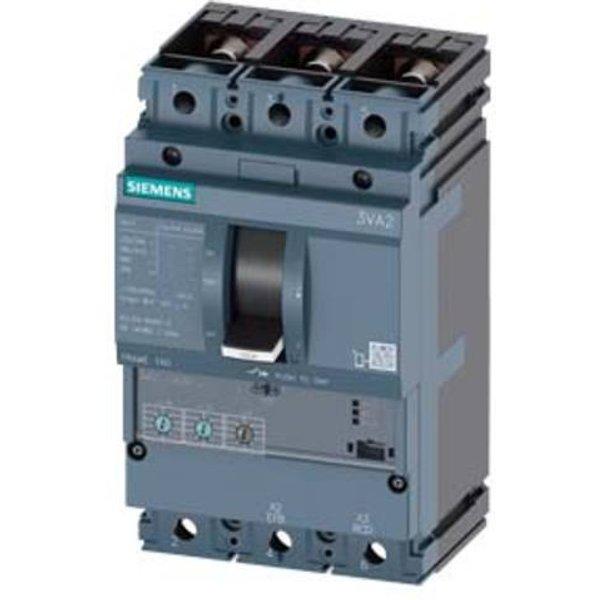 Siemens 3VA2163-5HL32-0DA0 Leistungsschalter 1 St. Einstellbereich (Strom): 25 - 63A Schaltspannung