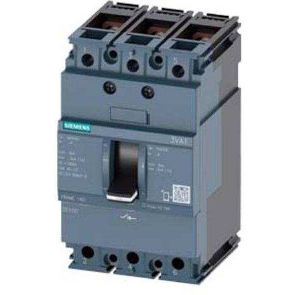 Siemens Lasttrennschalter 3polig 125A 2 Wechsler 690 V/AC 3VA11121AA320AF0