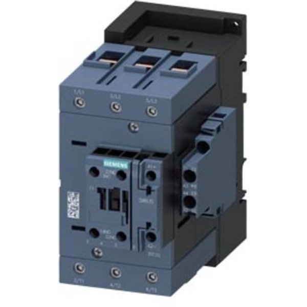 Siemens 3RT2045-1AL26 Leistungsschütz 3 Schließer 1000 V/AC 1St.