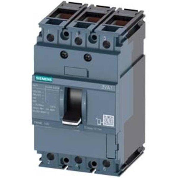 Siemens 3VA1020-4ED36-0CH0 Leistungsschalter 1 St. 3 Wechsler Einstellbereich (Strom): 20 - 20A Scha