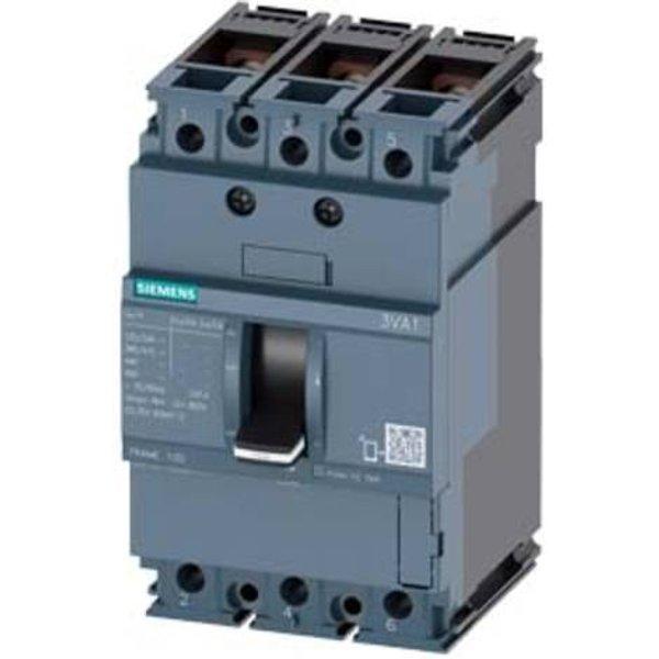Siemens 3VA1025-4ED32-0CC0 Leistungsschalter 1 St. 2 Wechsler Einstellbereich (Strom): 25 - 25A Scha