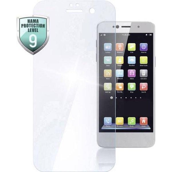 Verre de protection décran Hama Premium Crystal Glass 183436 adapté pour: CAT S41 1 pc(s)