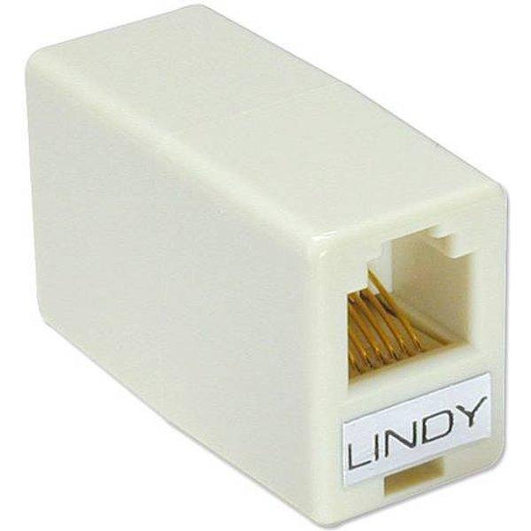 téléphone (analogique) Adaptateur LINDY LINDY RJ-11 Doppelkupplung
