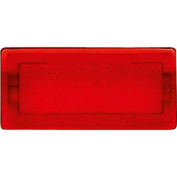 Merten Zubehör ELSO Rot (transparent) 395900
