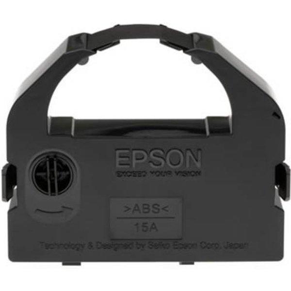 Ruban encreur Epson S015013 dorigine Adapté aux appareils de marque: Epson noir 1 pc(s)