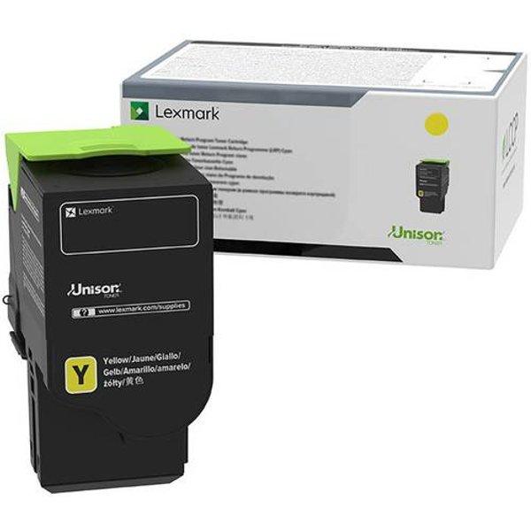 Lexmark C240X40 Toner gelb