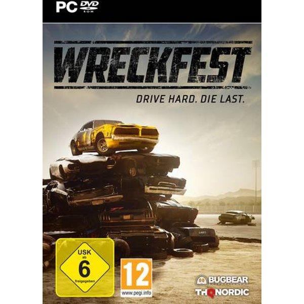 PC - Wreckfest /D
