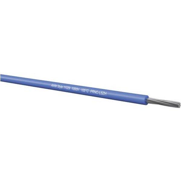 Kabeltronik 98181902 Litze 1 x 0.88mm² Braun Meterware